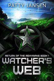 bargain ebooks Watcher's Web Science Fiction by Patty Jansen