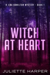 bargain ebooks Witch at Heart Urban Fantasy Mystery by Juliette Harper