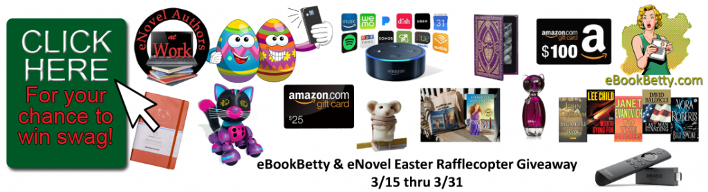 enovel ebookbetty giveaway