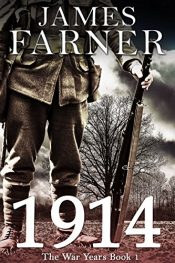 bargain ebooks 1914 Historical Fiction by James Farner