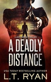 bargain ebooks A Deadly Distance Action Adventure Mystery by L.T. Ryan