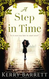 amazon bargain ebooks A Step in Time Historical Fiction by Kerry Barrett