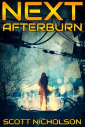 bargain ebooks Afterburn Science Fiction by Scott Nicholson