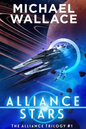 bargain ebooks Alliance Stars Space Opera Science Fiction by Michael Wallace