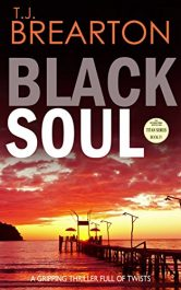 bargain ebooks Black Soul Thriller by T.J. Brearton