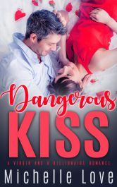 bargain ebooks Dangerous Kiss Contemporary Romance by Michelle Love