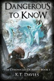 bargain ebooks Dangerous To Know Fantasy by K.T. Davies
