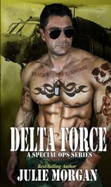 amazon bargain ebooks Delta Force Erotic Romance by Julie Morgan