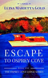 amazon bargain ebooks Escape to Osprey Cove Mystery by Luisa Marietta Gold