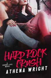bargain ebooks Hard Rock Crush Contemporary Romance by Athena Wright