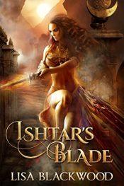 bargain ebooks Ishtar's Blade Fantasy Romance by Lisa Blackwood