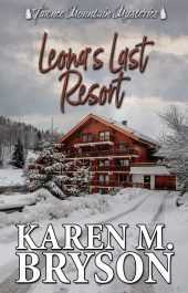 bargain ebooks Leona's Last Resort Mystery by Karen M. Bryson