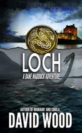 bargain ebooks Loch: A Dane Maddock Adventure Action/Adventure by David Wood