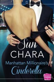 bargain ebooks Manhattan Millionaire's Cinderella Contemporary Romance by Sun Chara