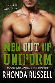 bargain ebooks Men Out of Uniform Military Romance by Rhonda Russell