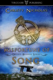 bargain ebooks Misfortune of Song Historical Fantasy by Christy Nicholas