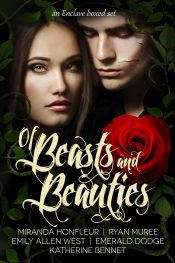 bargain ebooks Of Beasts and Beauties Paranormal Romance by Multiple Authors