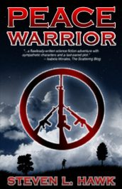bargain ebooks Peace Warrior Science Fiction by Steven L. Hawk