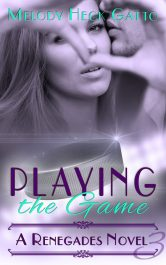 bargain ebooks Playing the Game Sports Romance by Melody Heck Gatto