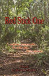 bargain ebooks Red Stick One Action/Adventure by Kenneth Kirkeby
