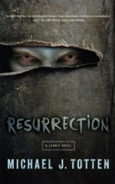 bargain ebooks Resurrection: A Zombie Novel Horror by Michael J. Totten