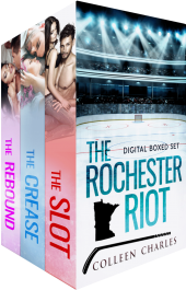bargain ebooks Rochester Riot Digital Boxed Set Romance by Colleen Charles