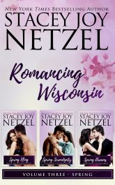 amazon bargain ebooks Romancing Wisconsin Volume III - Spring Box Set  Contemporary Romance by Stacey Joy Netzel