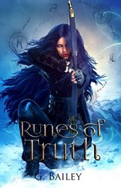 bargain ebooks Runes of Truth Fantasy by G. Bailey