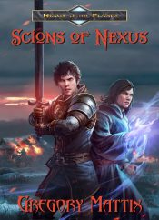 bargain ebooks Scions of Nexus Epic Fantasy / Horror by Gregory Mattix