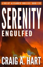 amazon bargain ebooks Serenity Engulfed Action Adventure by Craig A. Hart