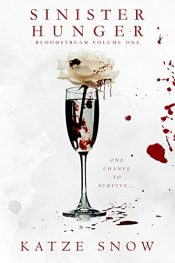 bargain ebooks Sinister Hunger Horror by Katze Snow