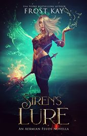 bargain ebooks Siren's Lure YA/Teen Historical Adventure by Frost Kay