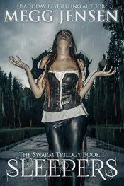 bargain ebooks Sleepers YA Fantasy by Megg Jensen