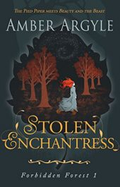 amazon bargain ebooks Stolen Enchantress YA/Teen Historical Fiction by Amber Argyle