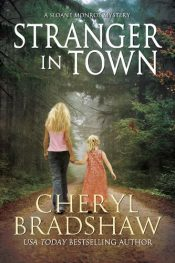 amazon bargain ebooks Stranger in Town Mystery Thriller by Cheryl Bradshaw