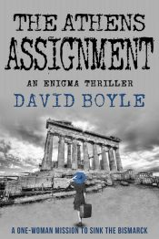 bargain ebooks The Athens Assignment Historical Thriller by David Boyle