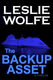 bargain ebooks The Backup Asset Thriller by Leslie Wolfe