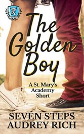 bargain ebooks The Golden Boy Young Adult/Teen by Seven Steps & Audrey Rich
