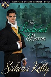 bargain ebooks The Landlocked Baron Historical Fiction by Sahara Kelly