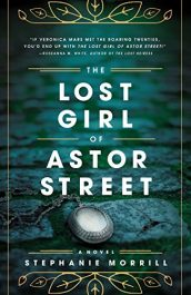 amazon bargain ebooks The Lost Girl of Astor Street YA/Teen Historical Mystery Thriller by Stephanie Morrill