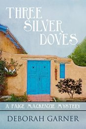 bargain ebooks Three Silver Doves Mystery by Deborah Garner