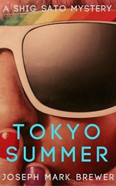 bargain ebooks Tokyo Summer Mystery by Joseph Mark Brewer