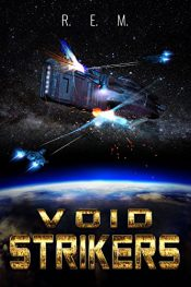 bargain ebooks Void Strikers Science Fiction by R.E.M.