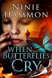 bargain ebooks When Butterflies Cry Christian Mystery/Thriller by Ninie Hammon