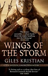 bargain ebooks Wings of the Storm Historical Fantasy by Giles Kristian