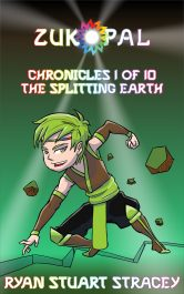 bargain ebooks Zukopal: The Splitting Earth Young Adult/Teen Fantasy by Ryan Stuart-Stracey