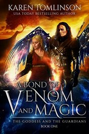 bargain ebooks A Bond of Venom and Magic Young Adult/Teen Fantasy by Karen Tomlinson