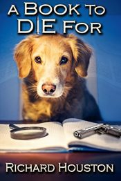 amazon bargain ebooks A Book to Die For Cozy Mystery by Richard Houston
