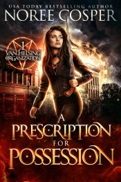 bargain ebooks A Prescription for Possession  Urban Fantasy by Noree Cosperv