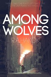 amazon bargain ebooks Among Wolves YA/Teen Horror by R.A. Hakok